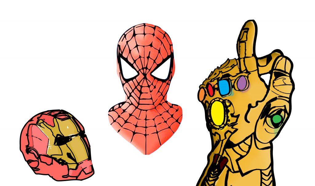 marvel-drawings